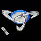 Светодиодная LED люстра СветМира с пультом управления MX3426/3BK/LED/Dimmer, фото 2