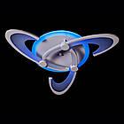 Светодиодная LED люстра СветМира с пультом управления MX3426/3BK/LED/Dimmer, фото 5