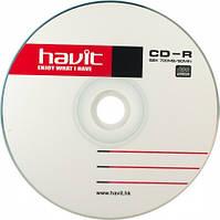 Диск Havit CD-R 52x 700 Mb bulk 50