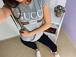 """Женский стильный костюм в стиле """"Gucci"""" (расцветки), фото 10"""