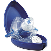 Маска для Концентраторов Кислорода AERObag PMB Mouth-to-mouth resuscitation mask, фото 1