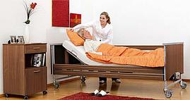 Ліжко медична Eloflex 185 (Hermann Bock)
