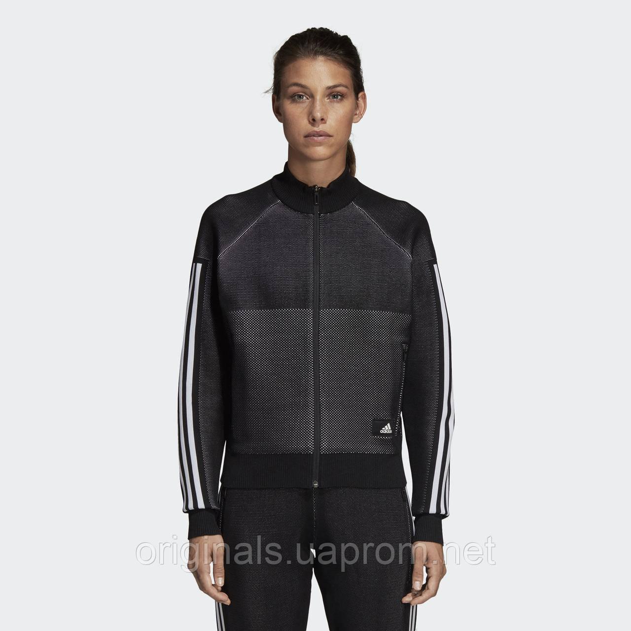 Женская олимпийка Adidas ID Knit W DP3912