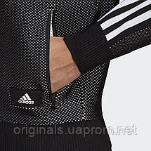 Женская олимпийка Adidas ID Knit W DP3912  , фото 3