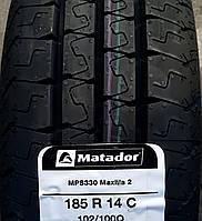 Шины 185 R14 C 102/100Q Matador MPS 330 Maxilla 2