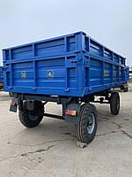 Прицеп тракторный самосвальный 2птс4