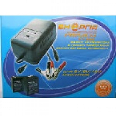 Зарядное устройство для Аккумулятора Энергия EH-605 для SLA MW (2/6/12V ток 600 мА max) (EH-605)