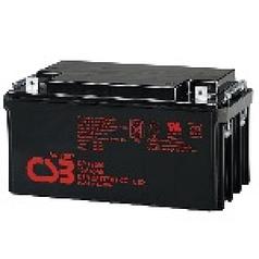 Аккумуляторная батарея CSB GP12650, 12V 65Ah (350х166х174мм) (GP12650)