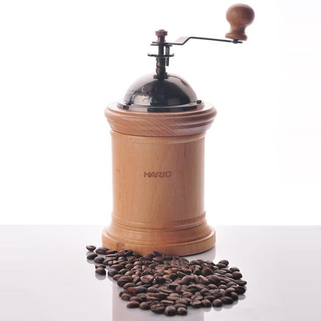 Японская ручная кофемолка Hario Coffee Mill Column