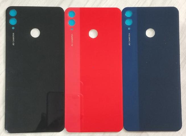 Задня панель корпусу для смартфону Huawei Honor 8X, синя
