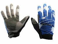 Spelli SLG-01 Велоперчатки закрытые с длинными пальцами