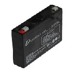 Аккумуляторная батарея 6V 7,0 Ah AGM Luxeon LX6-7 (LX6-7)