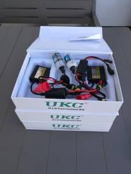Комплект ксенон HID H1 UKC 6000k, Ксенон H1, XENON