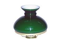 Плафон зелёный для масляных ламп Den Haan