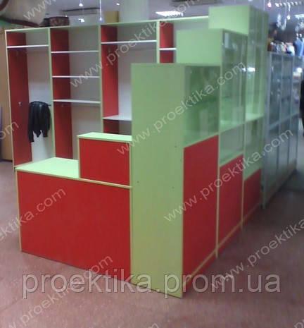 Торговое Оборудование для магазина детской одежды, фото 1