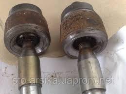 Реставрация рулевых наконечников
