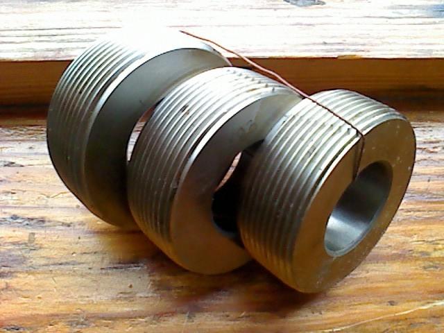 Ролики к головкам ВНГН 4резьбаМ20 шаг 2,5 (ТУ 2-035-342-74), фото 1