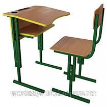 Комплект парта и стул