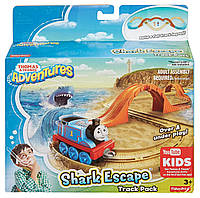 Трек Томас и друзья Побег от акулы Fisher-Price Thomas & Friends Adventures, Shark Escape Track Pack DVT16