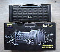 Бездротова блютуз калонка Jonter M91/ портативна акустика bluetooth 24W