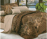 Двуспальное постельное белье Бязь Ранфорс Ranforse 100 % хлопок - ПИГАС