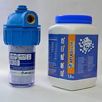 Полифосфатная соль Atlas POLYPHOSPHATE CHRYSTALS 1.5 KG