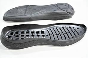 Подошва для обуви мужская 7271 р. 38-45 чер., фото 2