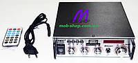 Усилитель звука UKC SN-004BT USB+SD+FM+Bluetooth , фото 4
