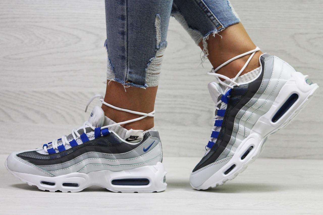 dd8d1b80 Летние подростковые кросовки Nike air max 95 сетка - купить по ...