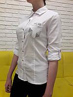 Рубашка женская из хлопка Турция S-XXL
