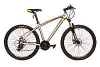 """Горный велосипед Fort LUXURY DD 27,5"""" 17 рост"""