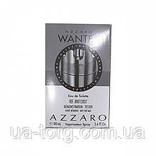 Тестер мужской  Azzaro Wanted Silver Collecto,100 мл