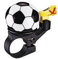 Звонок велосипедный Футбольный мяч