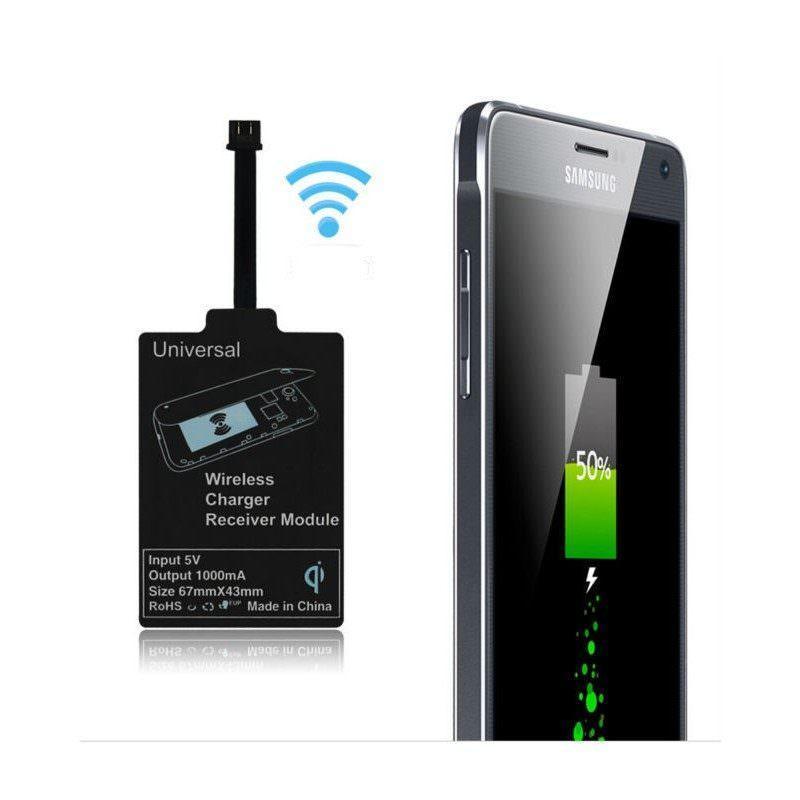 Приемник для беспроводной  зарядки  QI Micro usb