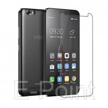 Защитное стекло Ultra Tempered Glass 0.33mm (H+) для Lenovo Vibe C (A2020) (в упаковке)