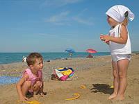 Отдых на Азовском море с проездом из Харькова — б/о «Таврия» (Арабатская стрелка)