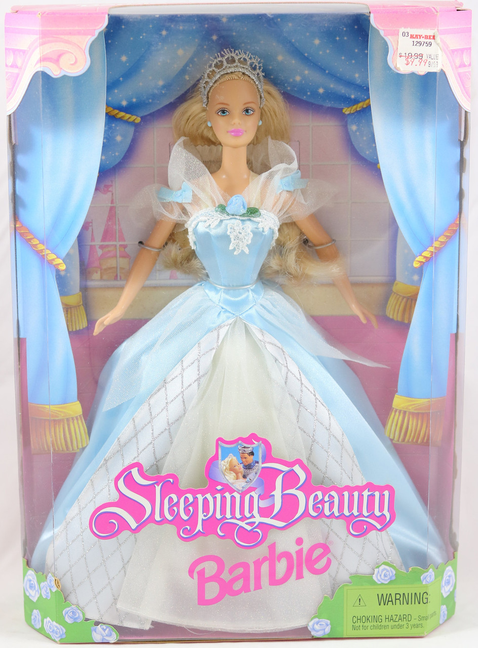 Колекційна лялька Барбі Спляча красуня