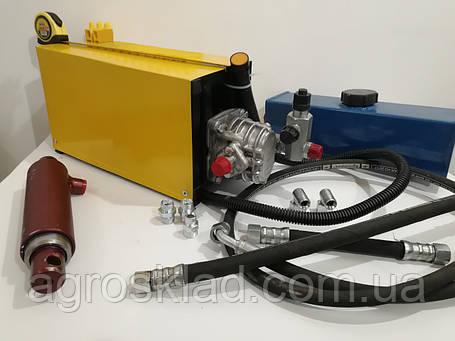 Комплект гидравлики для автомобильных прицепов, фото 2