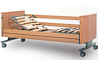 Кровать медицинская четырехсекционная с  электроприводом 200 x 100 см Adi. lec 220 (Hermann Bock)