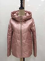 Новая коллекция весна , демисезонная куртка ZLLY из эко-кожи, Zilanliya 19045 S M L XL XXL 3XL, фото 1