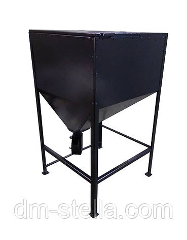 Бункер для пеллеты 2500 литров, фото 2