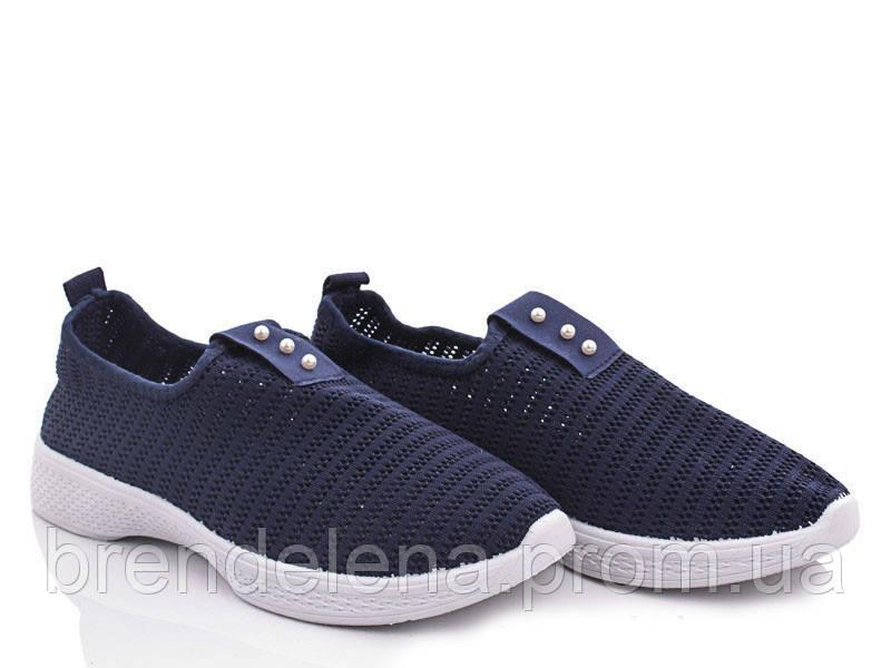 Шикарні жіночі кросівки р38 (код 6988-00)