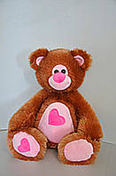 Медведь Мишутка 34*32см, 2 цвета (10.03.04)