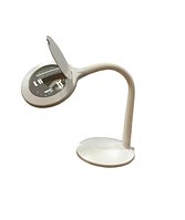Светодиодная настольная лампа лупа с 3D Objective 7,5W