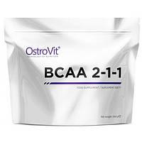Аминокислоты бцаа Ostrovit BCAA 2-1-1 500 g