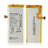 Акумулятор HB3742A0EZC+ для  Huawei P8 Lite (ALE L21), Y3 (2017), (2200 мАh)