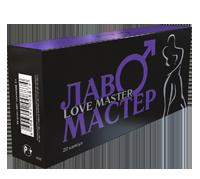 «LOVE MASTER» («ЛАВ МАСТЕР») Фитопрепарат направленного действия.