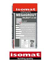 Мегаграут ИНЖЕКТ 2-20 (20 кг) цементный (микроцементный) инъекционный раствор