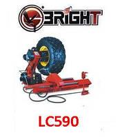 """Грузовой шиномонтажный станок BRIGHT LC590 до 26"""" 380В"""