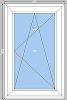 Виконда классик (WDS-400) стеклопакет 4-16-4i , с москитной сеткой